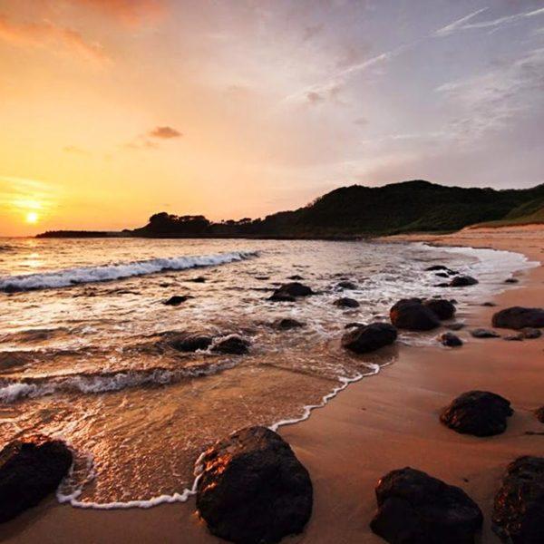 サンライズビーチ長瀬浜
