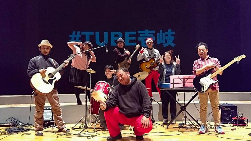 TUBEバンド