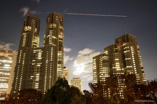 東京都庁(c)2009 Kunio.Osawa 大沢くにお